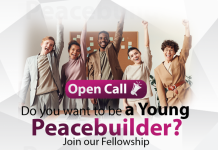 African Students For Interfaith Tolerance (ASFIT) Young Peacebuilders Fellowship Program 2021