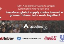 Anheuser-Busch InBev 100+ Accelerator Program 2021 (Up to $100K)
