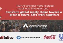 Anheuser-Busch InBev 100+ Accelerator Program 2021 (Up to $100K)