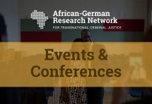 Conference Programme: Third Conference of the African-German Research Network – Zoom (Online) 2021