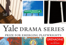 Yale Drama Series 2022 Playwriting Competition for emerging Playwrights ( $10,000 prize)