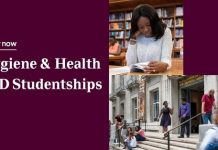 Reckitt-LSHTM PhD Studentships 2021/2022 on Hygiene & Health in Sub-Saharan Africa.