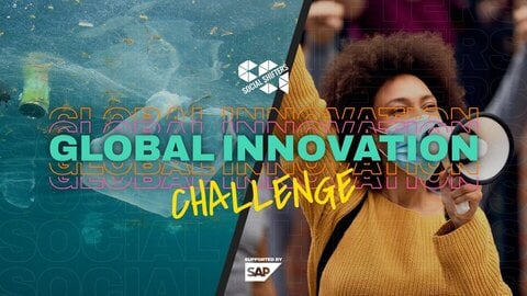 SAP 2021 Social Shifters Global Innovation Challenge for young Entrepreneurs (prizes of up to $10,000!)