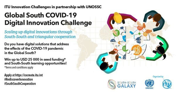 The ITU Global South COVID-19 Digital Innovation Challenge 2021