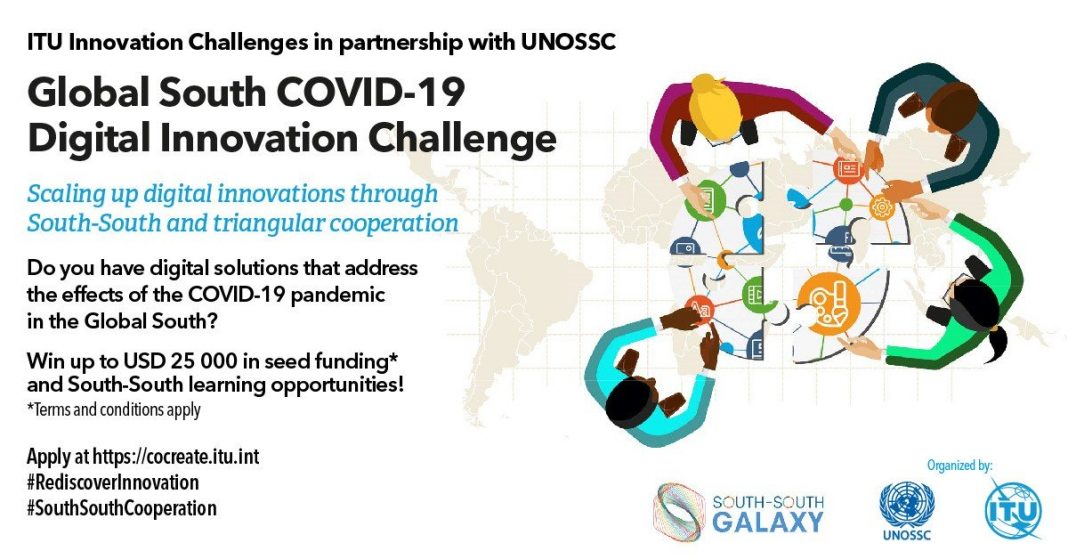 ITU/UNOSSC Global South COVID-19 Digital Innovation Challenge 2021