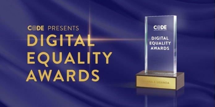 The Coalition for Digital Equality (CODE) Digital Equality Awards 2021