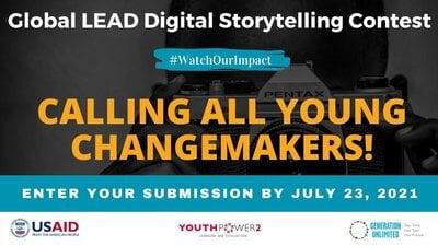 USAID 2021 Global LEAD Digital Storytelling Contest