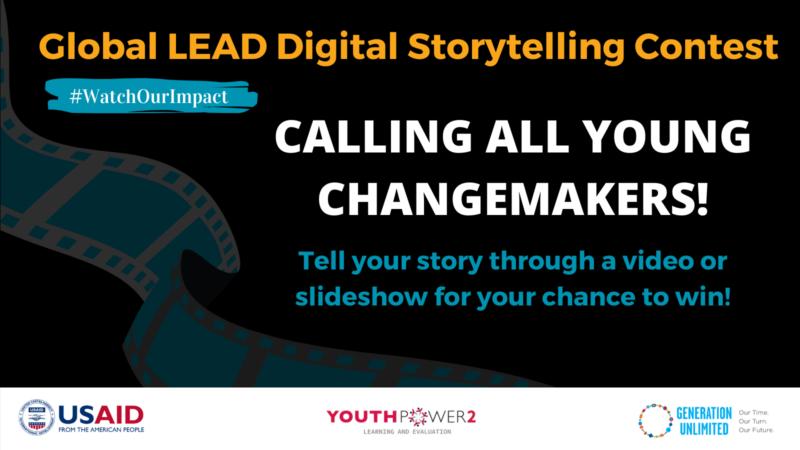 USAID Global LEAD Digital Storytelling Contest 2021