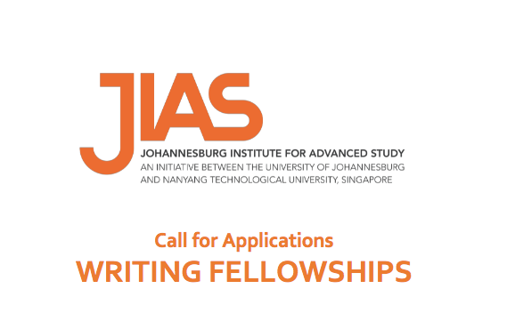 Johannesburg Institute for Advanced Study (JIAS) Writing Fellowships 2022 (Funded)