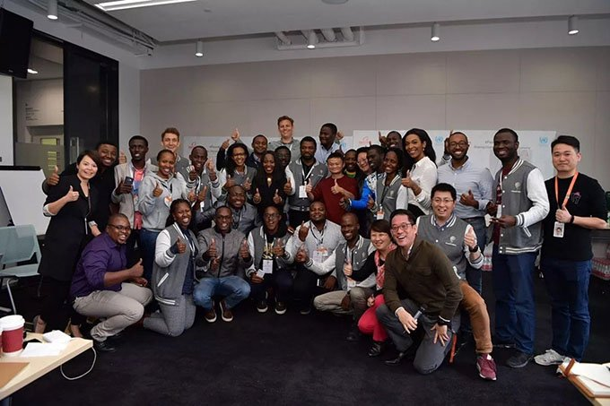 Alibaba Group eFounders Online Course Class 1 – Africa Fellowship Program 2021 for young African Entrepreneurs