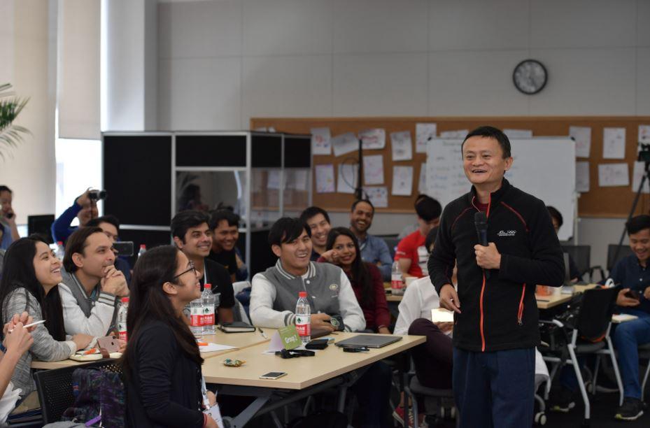 Alibaba Business School eFounders Fellowship Program Online Course Class 1