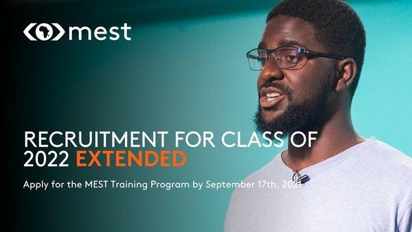 Meltwater Entrepreneurial School of Technology (MEST) Africa Entrepreneurial Training Program 2022 for young African Entrepreneurs (Fully Sponsored) – Deadline Extended