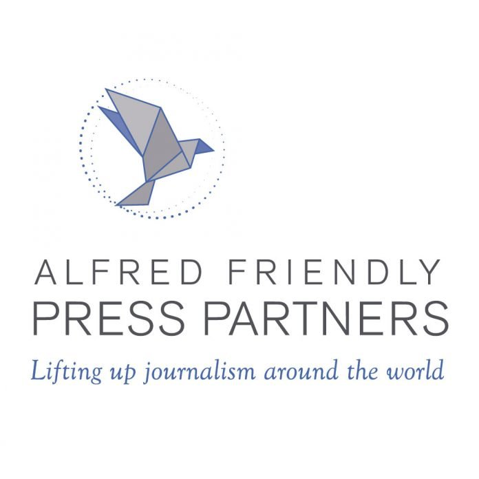 Alfred Friendly Press Partners Fellowship 2021 for journalists from developing countries.
