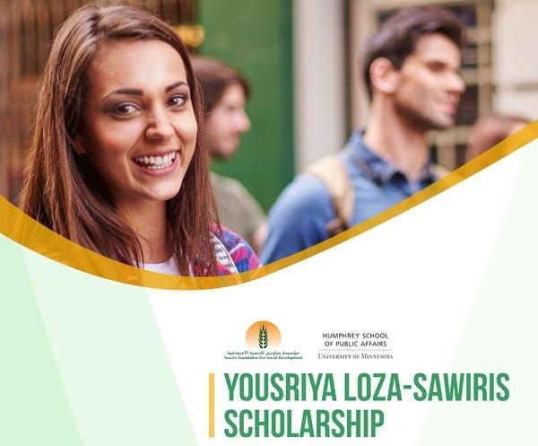 Yousriya Loza-Sawiris Scholarship Program 2022-2023 for Egyptians to study in the US (Fully-funded)