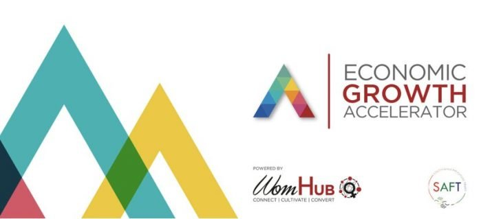 WomHub Economic Growth Accelerator Program 2021 for South African women Entrepreneurs.