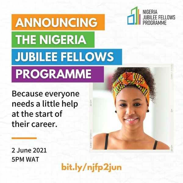 UNDP/Government of Nigeria Jubilee Fellowship Programme 2021 for young Nigerian graduates.
