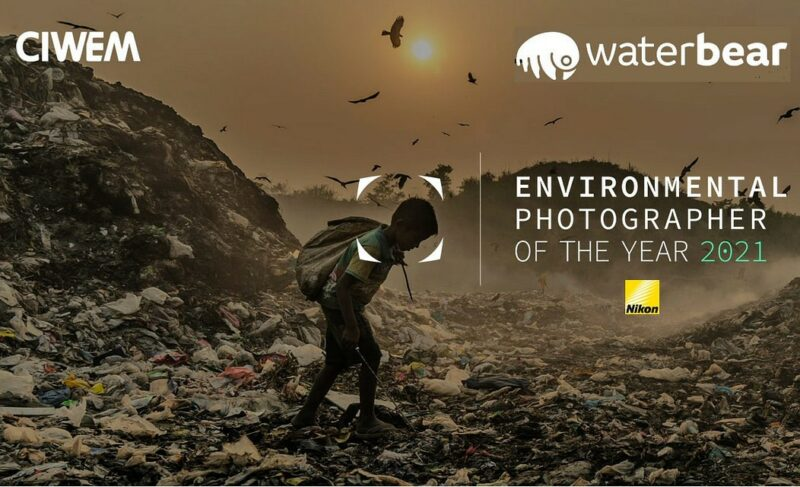 CIWEM Environmental Photographer of the Year Competition 2021 (Win £10,000 cash prize)