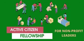 Active Citizen Fellowship 2021 for Young Civil Society Leaders in Nigeria