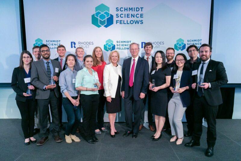 Schmidt Science Fellows Program 2022 (Stipend of $100,000)