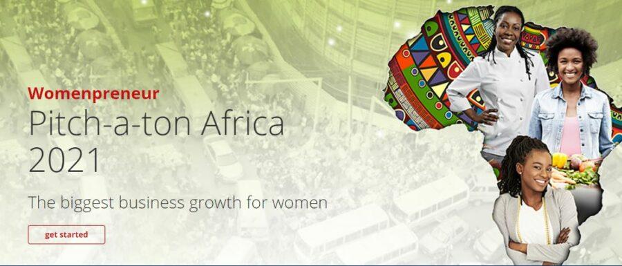 Access Bank Womenpreneur Pitch-a-ton Africa 2021 for African Female Entrepreneurs
