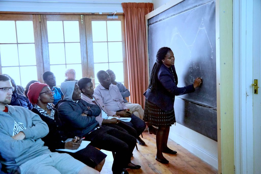 AIMS-NEI Fellowship Program for Women in Climate Change Science 2021 (Up to $35,000)