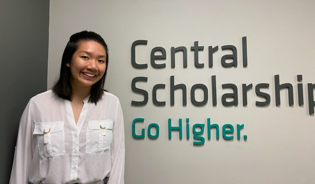 Central Scholarship Welcomes Newest Summer Intern