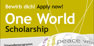 AAI One World Scholarship Programme 2021/2022 for Students from Developing Countries.