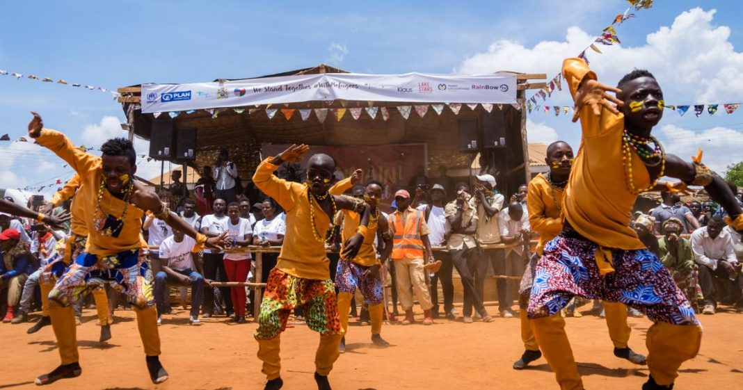 Calling Performers for the Tumaini Festival 2021 at the Dzaleka Refugee Camp, Malawi