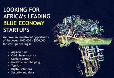 Pangea Blue Economy Accelerator Program 2021 for ocean-based startups across Africa