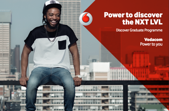 The Vodacom Discover Graduate & Internship Programme 2021/2022 for young Africans