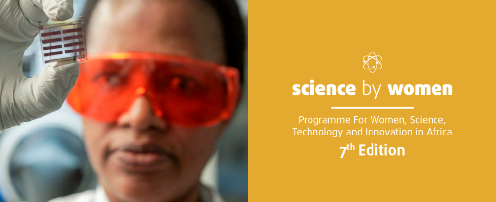 Women for Africa Foundation (FMxA) Science by Women Program 2021 (Funded)