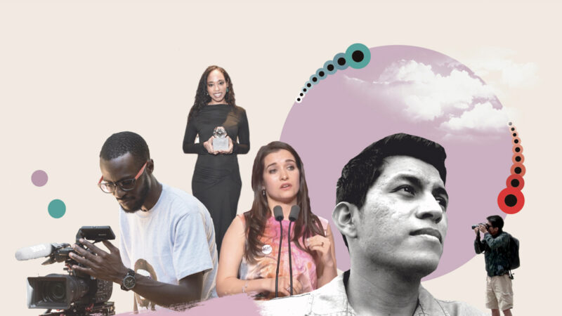 Thomson Foundation Young Journalist Award 2021 (Up to £1,000)