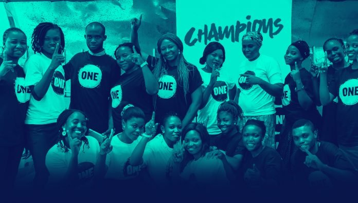 ONE StandTogether Essay and Artwork Competition 2021 for young Africans.