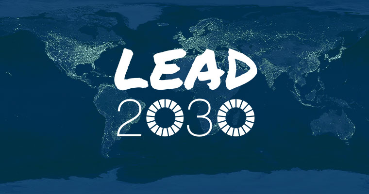 Apply for the Lead2030 Challenge for SDG 6 (US$50,000 grant)