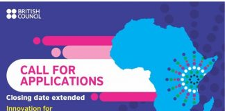 British Council  Innovation for African Universities (IAU) project