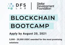The Blockchain Bootcamp 2021 for early to mid-stage startups in Africa.