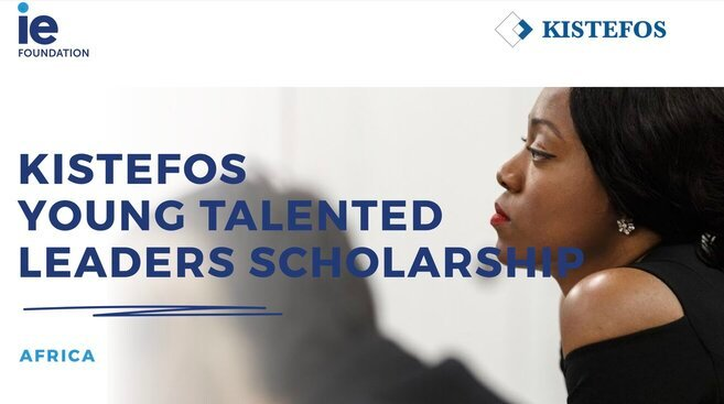 The Kistefos Young Talented Leaders Scholarships 2021/2022 for IE University (Funded)