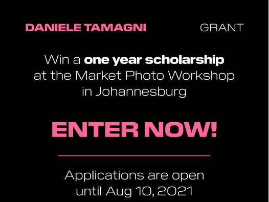 Daniele Tamagni International Photography Grant 2021