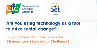 ACT Foundation Changemakers Innovation Challenge 2021