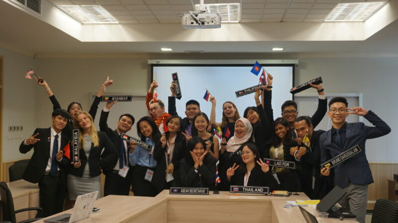 ASEAN-China Young Leaders Summit 2021