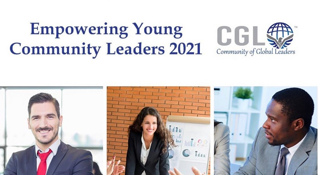 CGL Empowering Young Community Leaders Award 2021