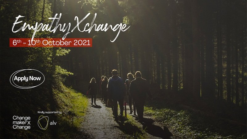 ChangemakerXchange Summit and Accelerator Program for 'Empathy Changemakers' 2021