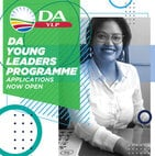 Democratic Alliance (DA) Young Leaders Programme 2022 for young South Africans.