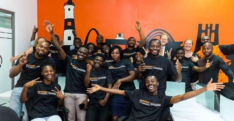 Orange Corners Acceleration Program – Ghana 2021