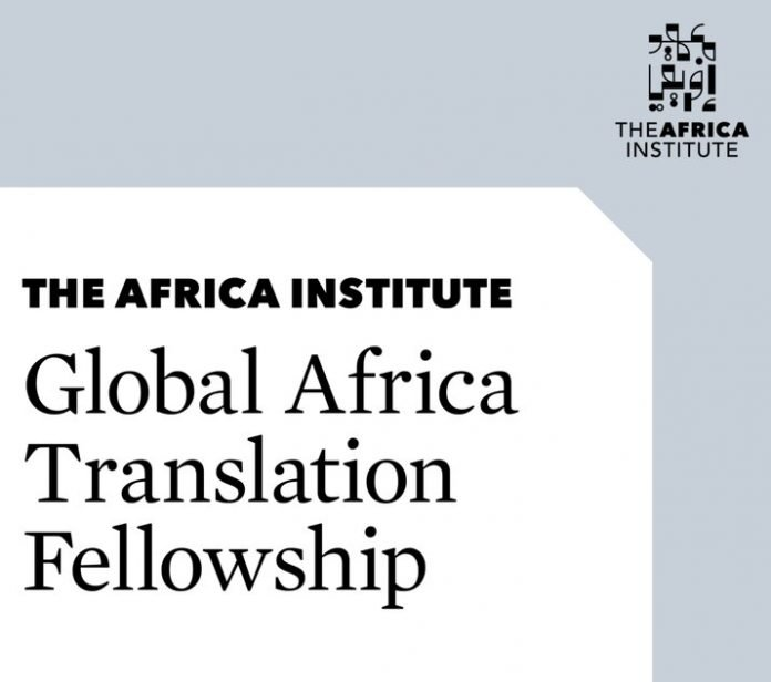 The Africa Institute Global Africa Translation Fellowship 2022
