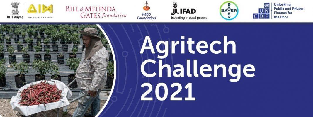 Expression of Interest: UN Capital Development Fund (UNCDF) Agritech Challenge 2021