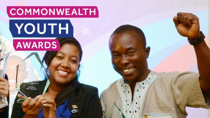 Commonwealth Youth Awards 2022 for Excellence in Development Work (£5000 GBP in Prizes)