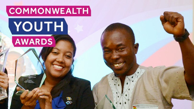 Commonwealth Youth Awards for Excellence in Development Work 2022