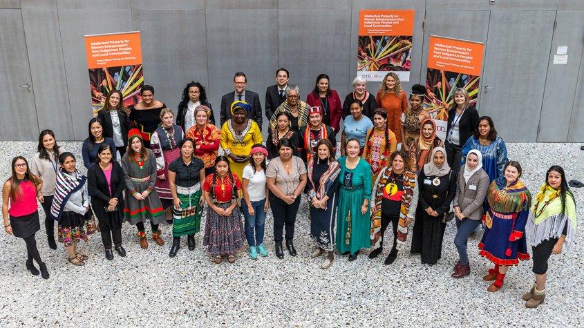 WIPO Indigenous and Local Community Women Entrepreneurship Program 2021
