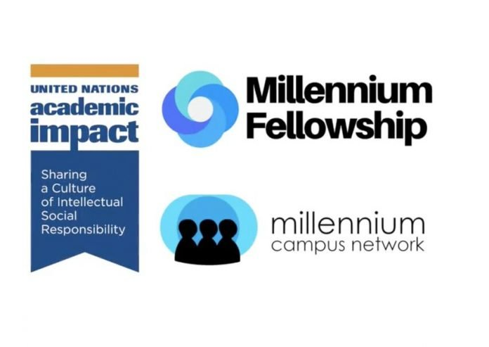 The United Nations Academic Impact/MCN Millennium Fellowship 2022 for emerging Leaders worldwide.